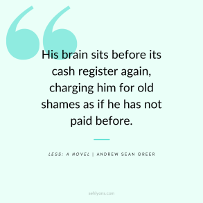 His brain sits before its cash register again, charging him for old shames as if he has not paid before.png